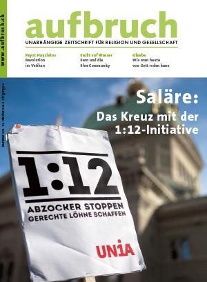 201: Saläre - Das Kreuz mit der 1:12-Initiative