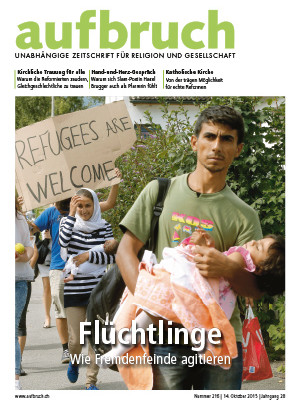 216: Flüchtlinge ‒ Wie Fremdenfeinde agitieren