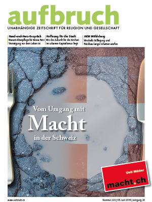 220: Vom Umgang mit der Macht in der Schweiz