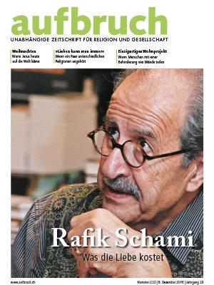 223: Rafik Schami – Was die Liebe kostet