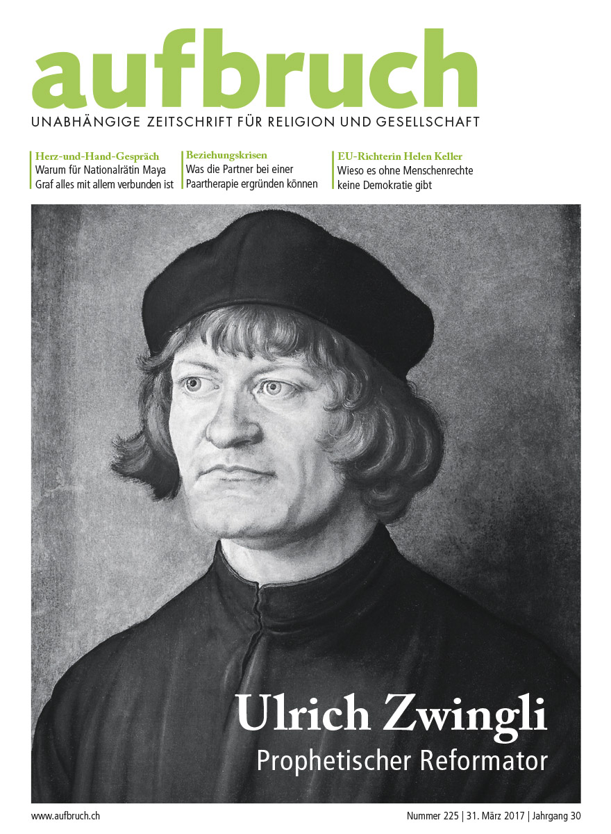 225: Ulrich Zwingli – Prophetischer Reformator