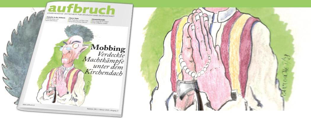 Mobbing – Machtkämpfe unterm Kirchendach