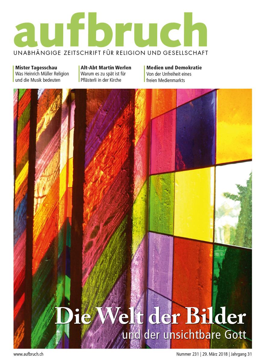 231: Die Welt der Bilder und der unsichtbare Gott