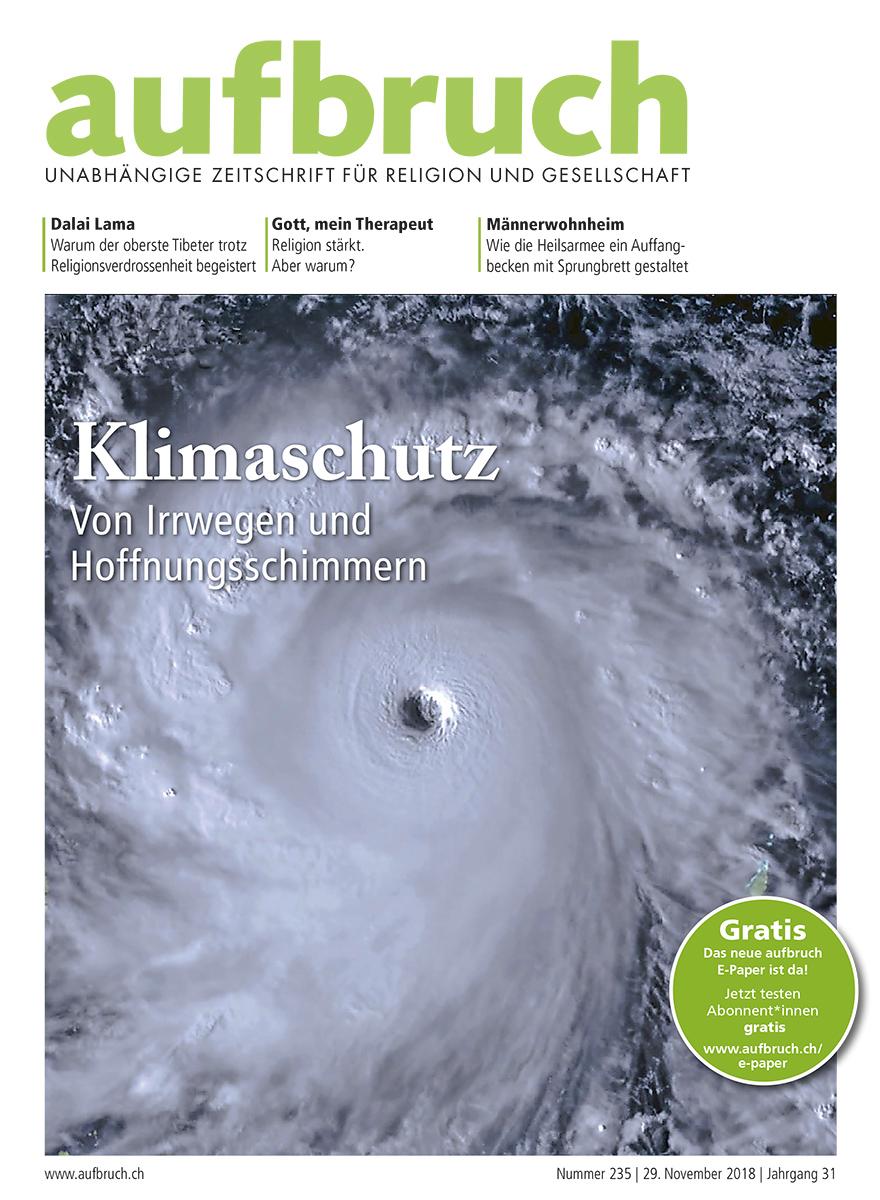 235: Klimaschutz - Von Irrwegen und Hoffnungsschimmern