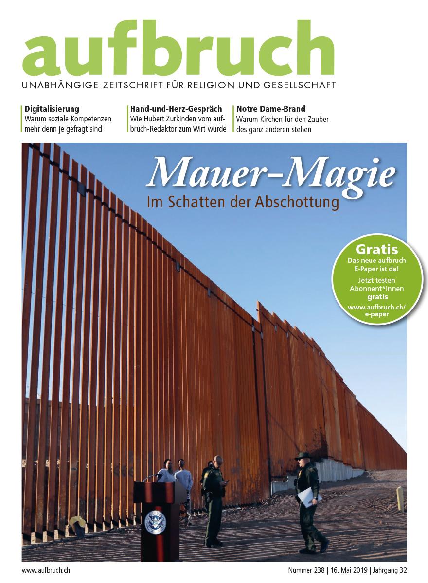 238: Mauer-Magie – Im Schatten der Abschottung.