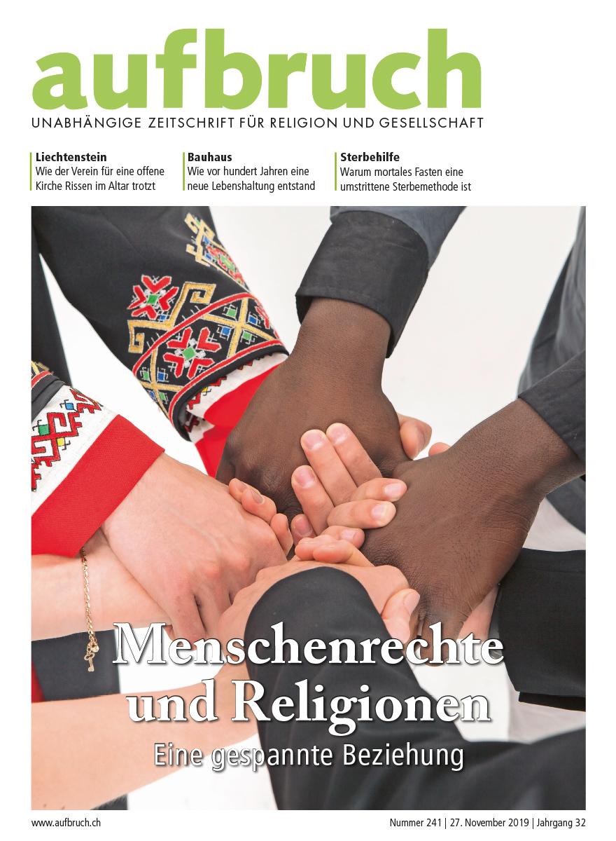 241: Menschenrechte und Religionen – Eine gespannte Beziehung