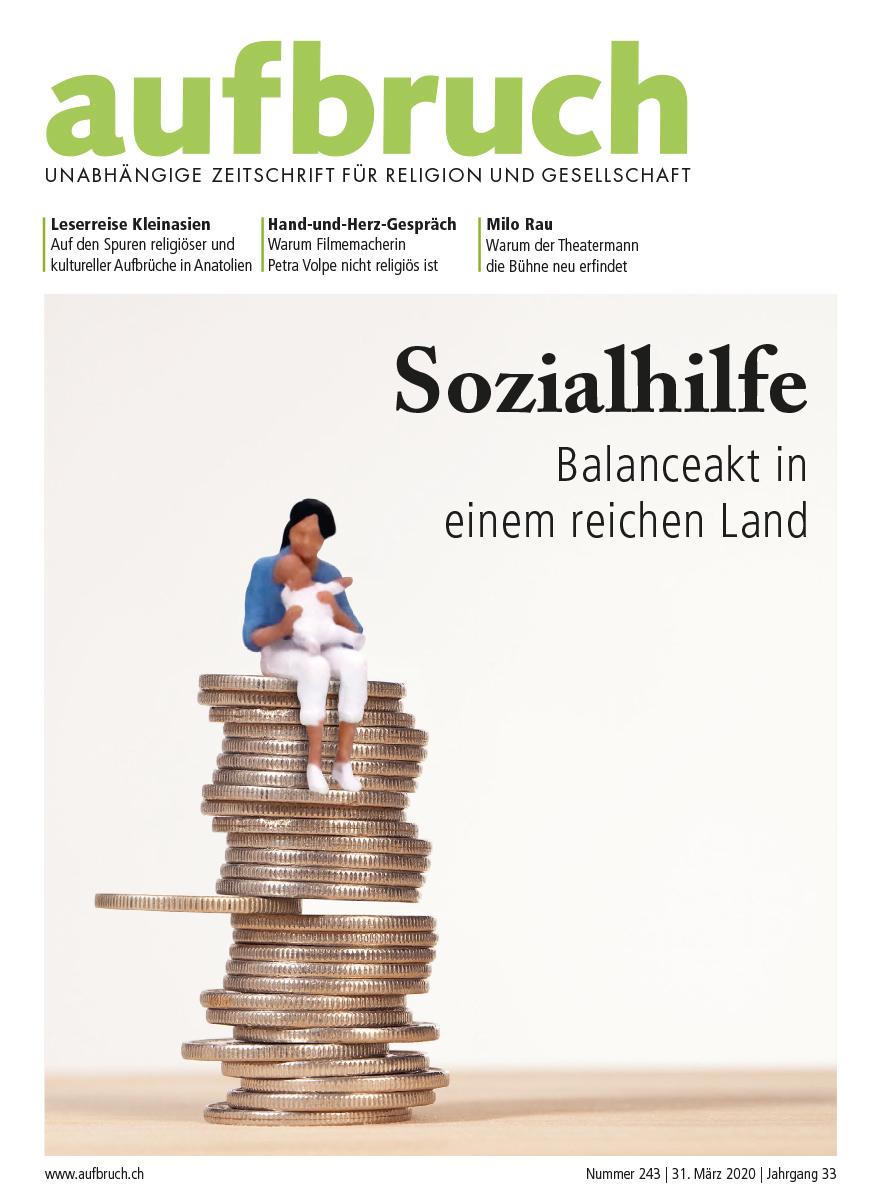 243: Sozialhilfe – Balanceakt in einem reichen Land