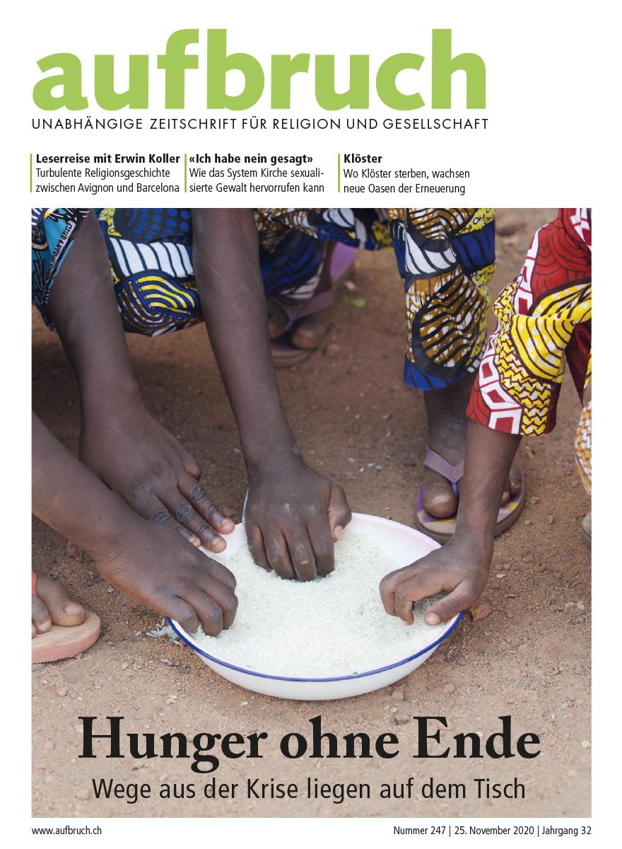247: Hunger ohne Ende – Wege aus der Krise liegen auf dem Tisch