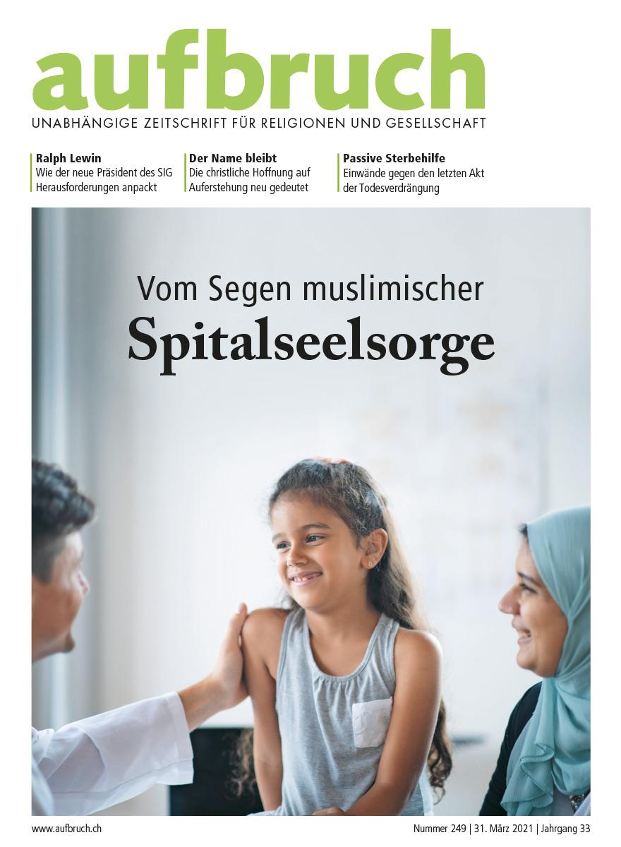 249: Vom Segen muslimischer Spitalseelsorge