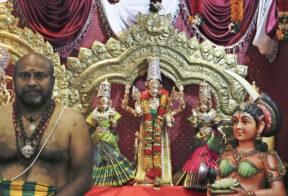Im Tempel der Tamilen