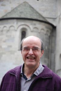 Theologe Pierre Bühler ist Verfasser des Kirchenasyl-Manifests. (Foto: Südbeck-Baur)
