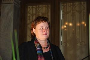 Monika Schmid, Gemeindeleiterin in Effreikon und Mitgleid der Sprechergruppe der Pfarrei-Initiative