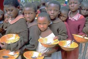 Der Welthunger nimmt zu