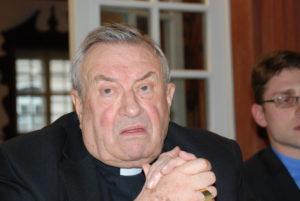 Kardinal Karl Lehmann würdigt Schweizer Theologe Hans Urs von Balthasar (Foto: Südbeck-Baur)