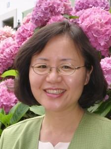 Meehyun Chung, Marga-Bührig-Preisträgerin 2013, Foto: Esther Gisler