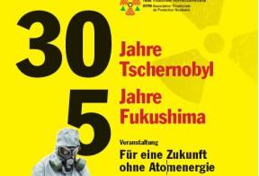 Nach Tschernobyl und Fukushima: Experten für Zukunft ohne Atomenergie