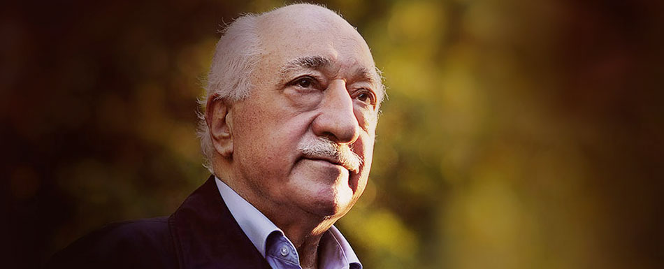 Fethullah Gülen, seit 17 Jahren im US-amerikanischen Exil: Mit ihm will Erdogan nicht mehr diskutieren. Er braucht Gülen jetzt als Objekt für seinen Hass. (Foto: www.fgulen.com)