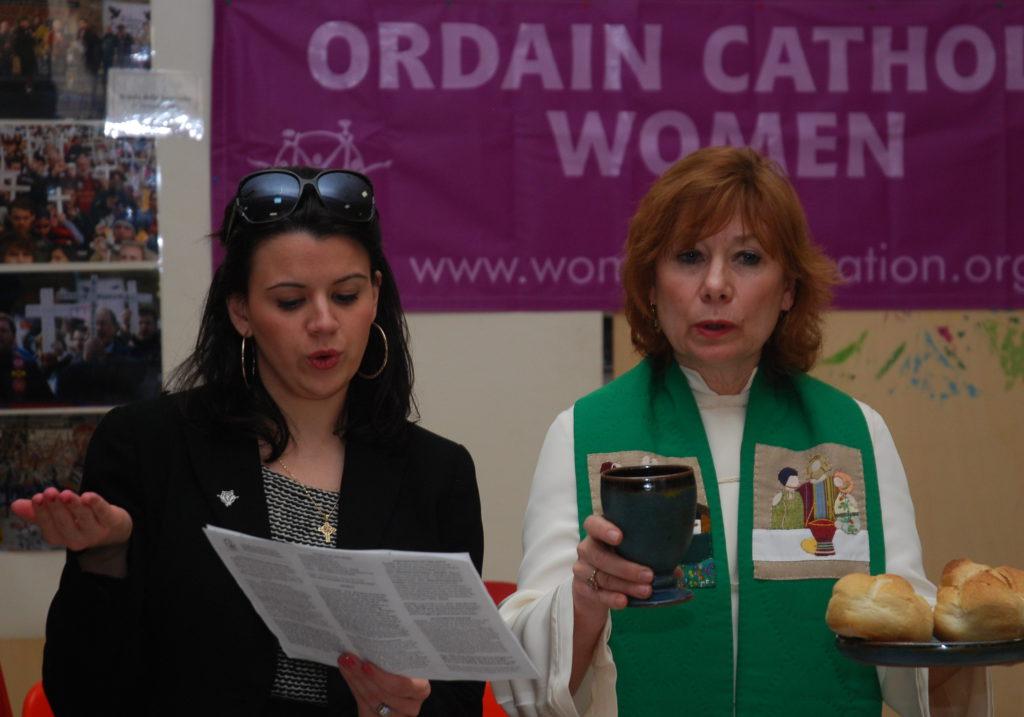 Ohne radikale Reform des Weiheverständisses ist das Frauendiakonat keine Lösung. (Foto: Südbeck-Baur)